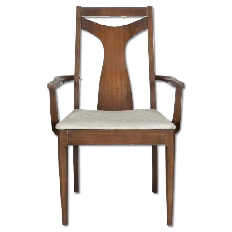 Broyhill Brasilia Mid Century Modern Dining Chair AptDeco