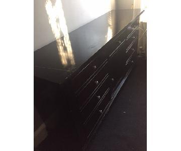 Linga Extra-Wide 9 Drawer Dresser
