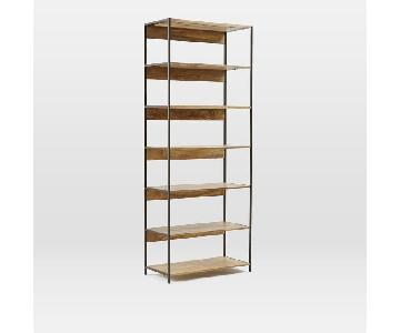 West Elm Industrial Modular Bookshelf