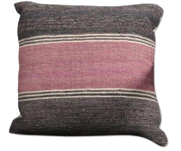 Organic Modernism Kilim Pillow