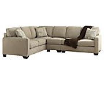 Ashley Alenya 3-Piece Sectional Sofa