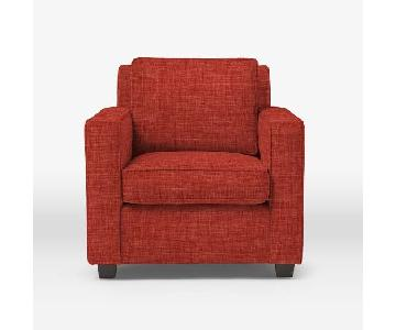 West Elm Henry Armchair