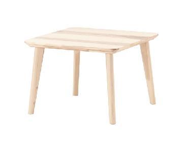 Ikea Lisabo Coffee Table
