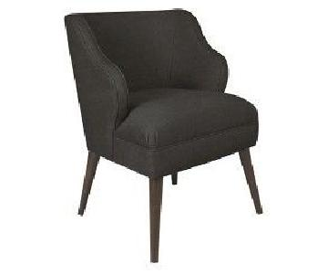 Skyline Accent Chair in Renegade Charcoal