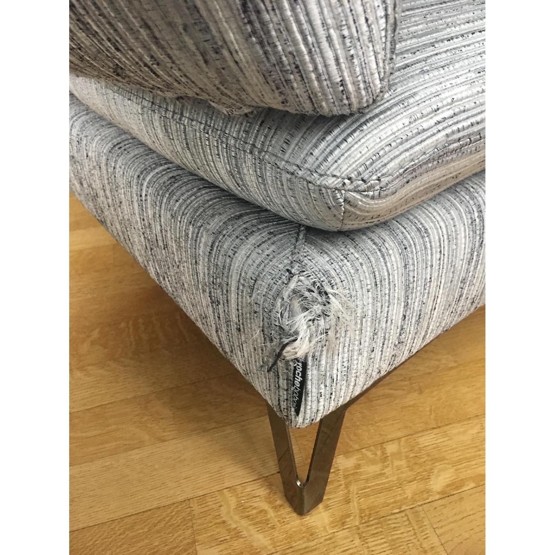 Roche Bobois Scenario Chaise Lounge - AptDeco