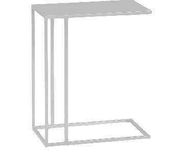 CB2 Mill C Side Table