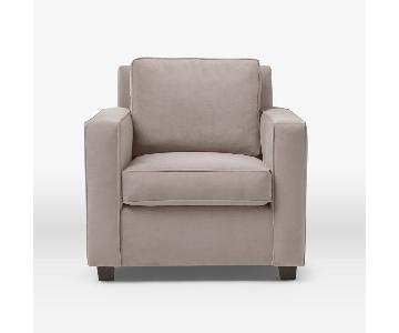 West Elm Henry Arm Chair