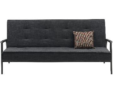 BoConcept Kyoto Sofa Bed in Dark Gray