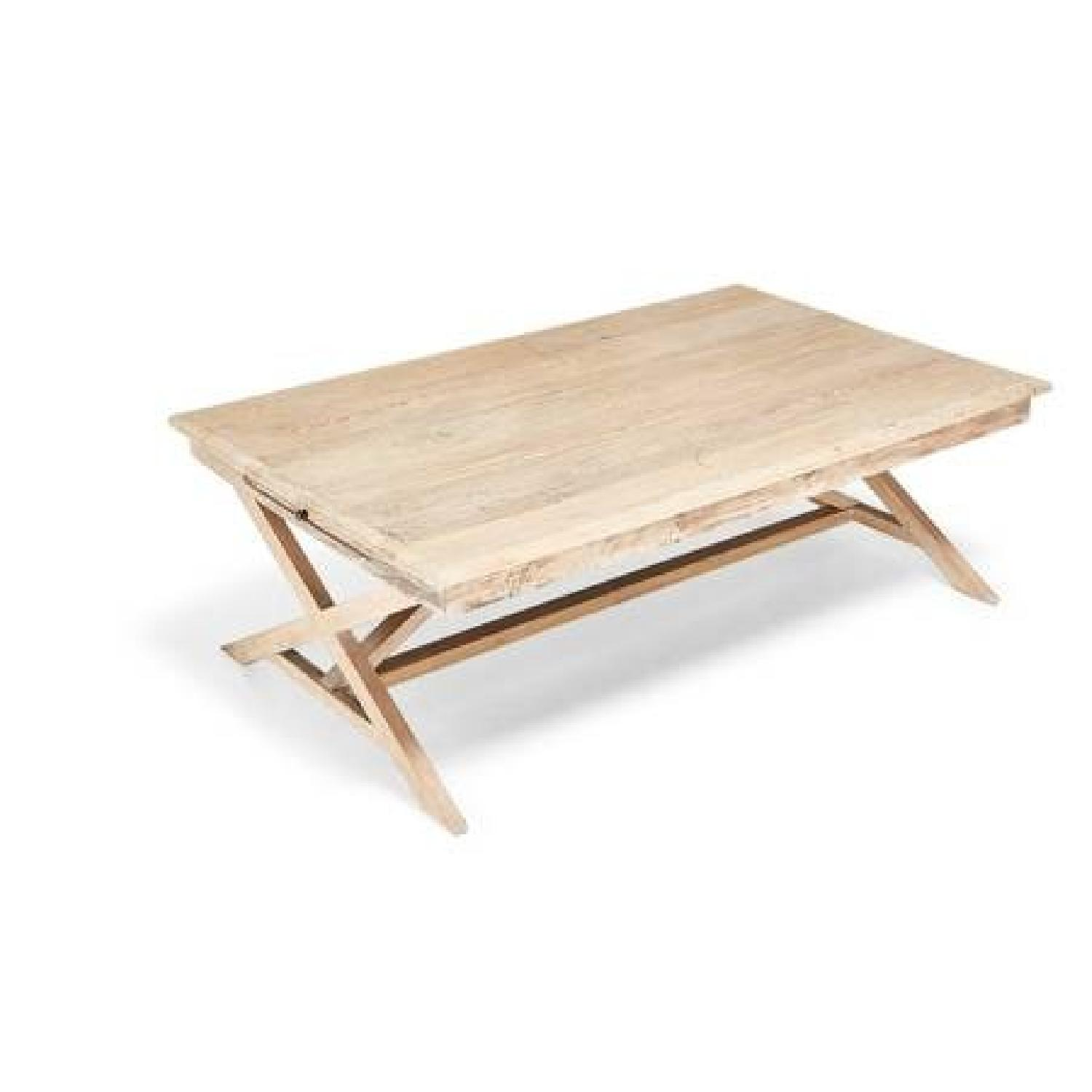 ABC Carpet & Home Handcrafted Coffee Table - image-1