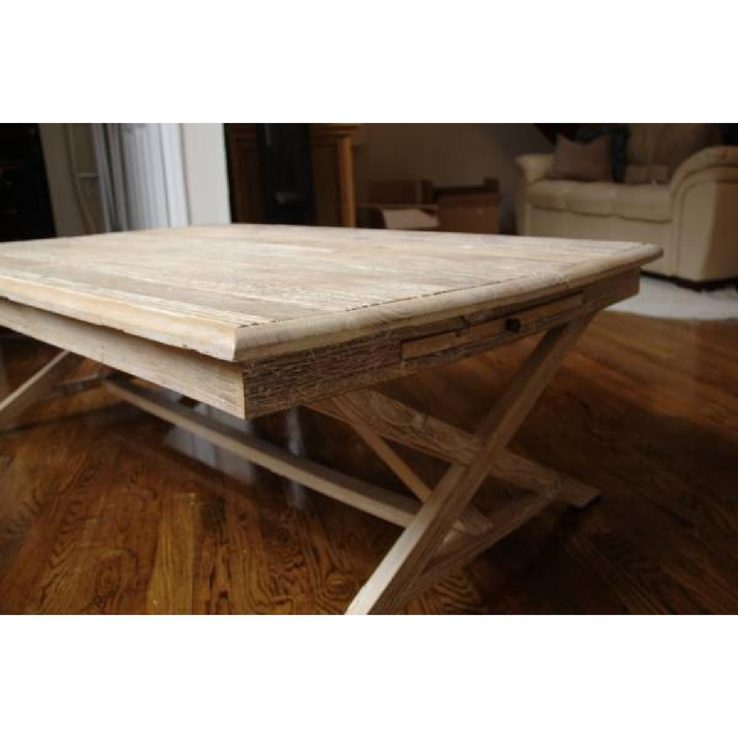 ABC Carpet & Home Handcrafted Coffee Table - image-3
