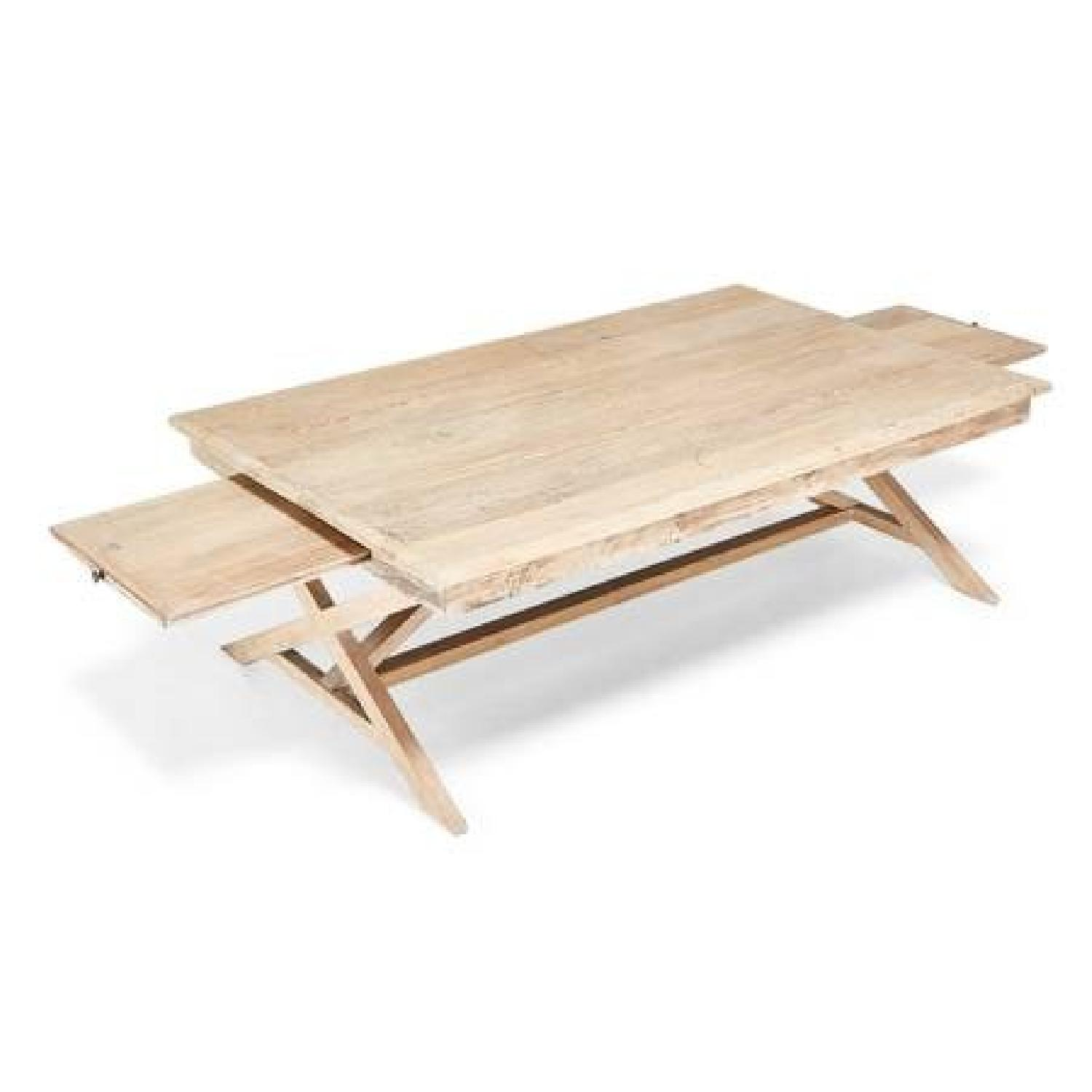 ABC Carpet & Home Handcrafted Coffee Table - image-7