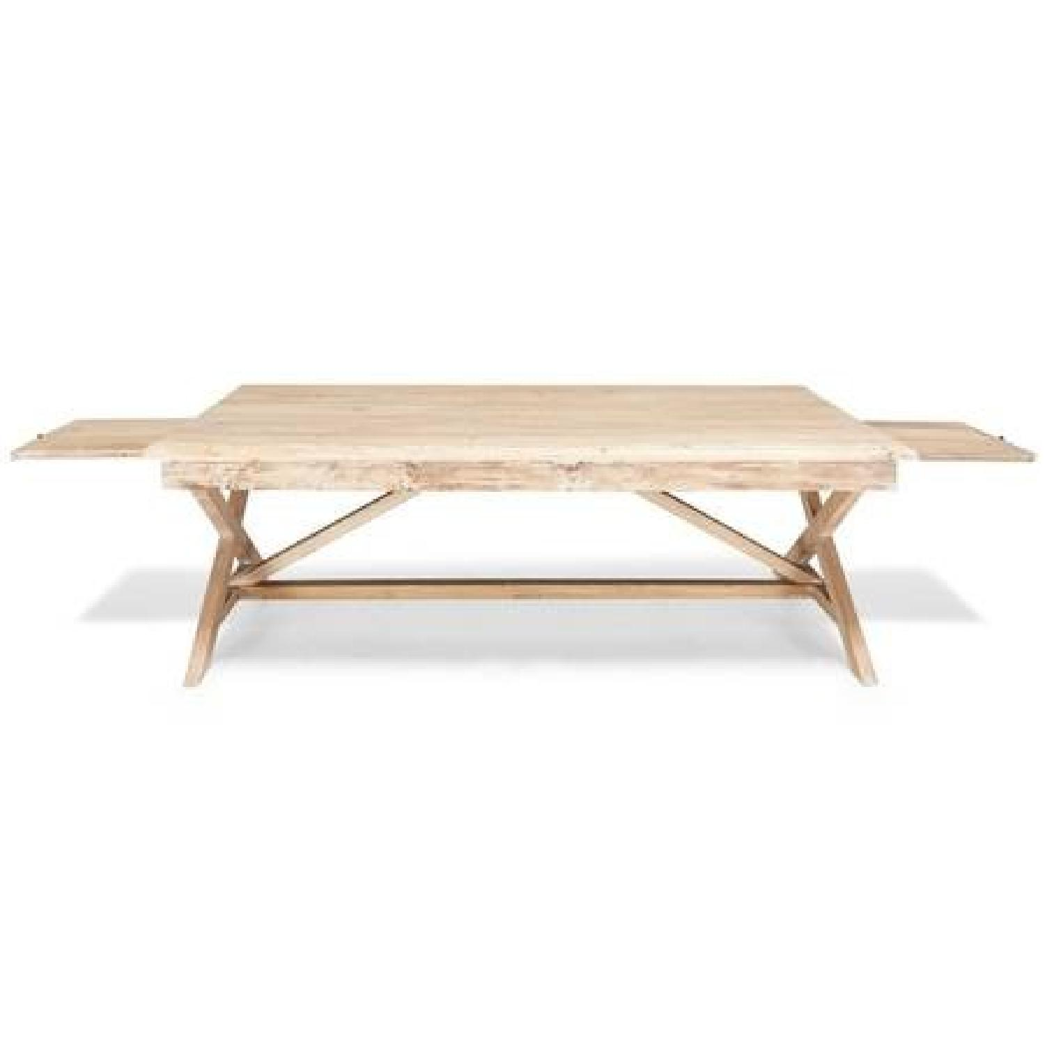 ABC Carpet & Home Handcrafted Coffee Table - image-8