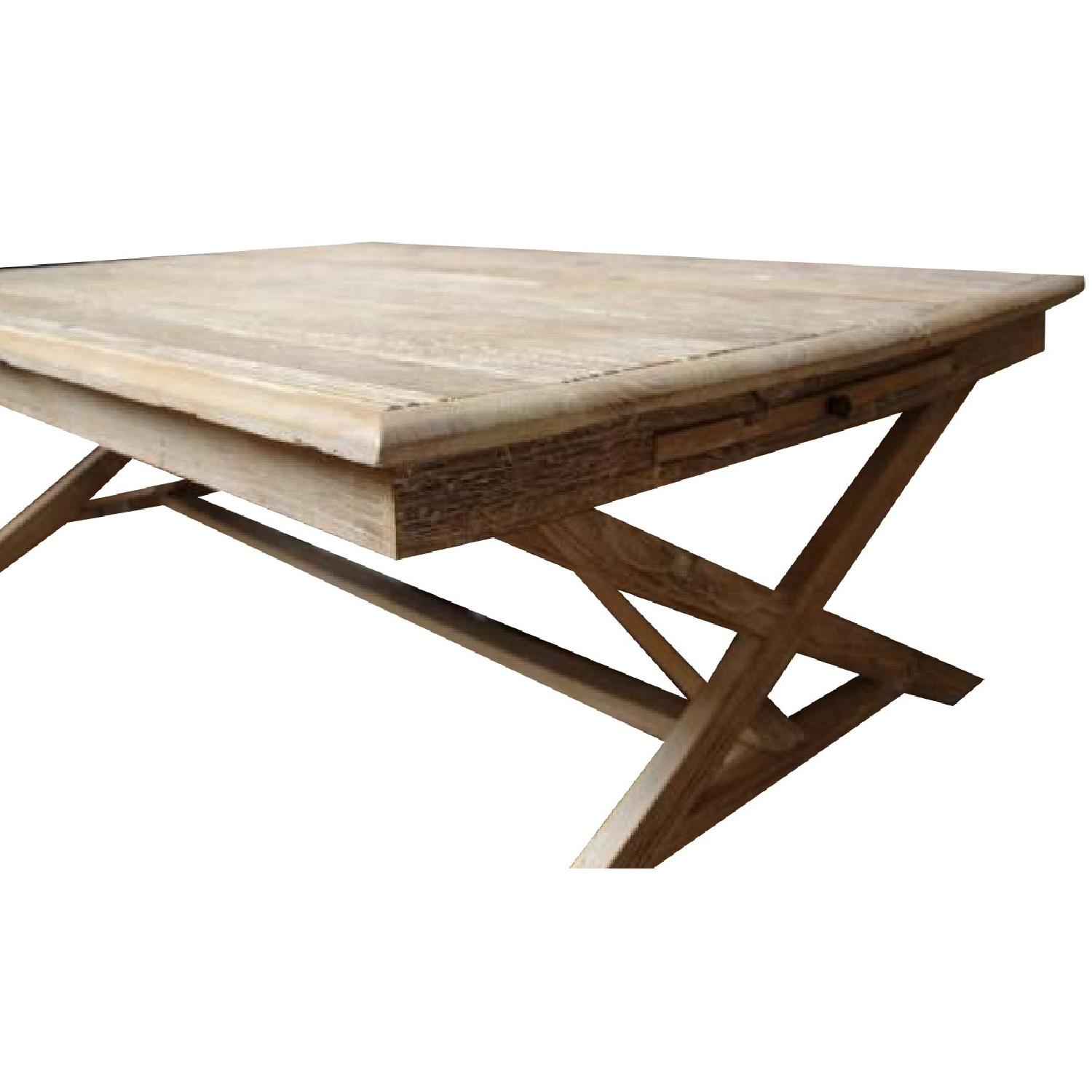 ABC Carpet & Home Handcrafted Coffee Table - image-0