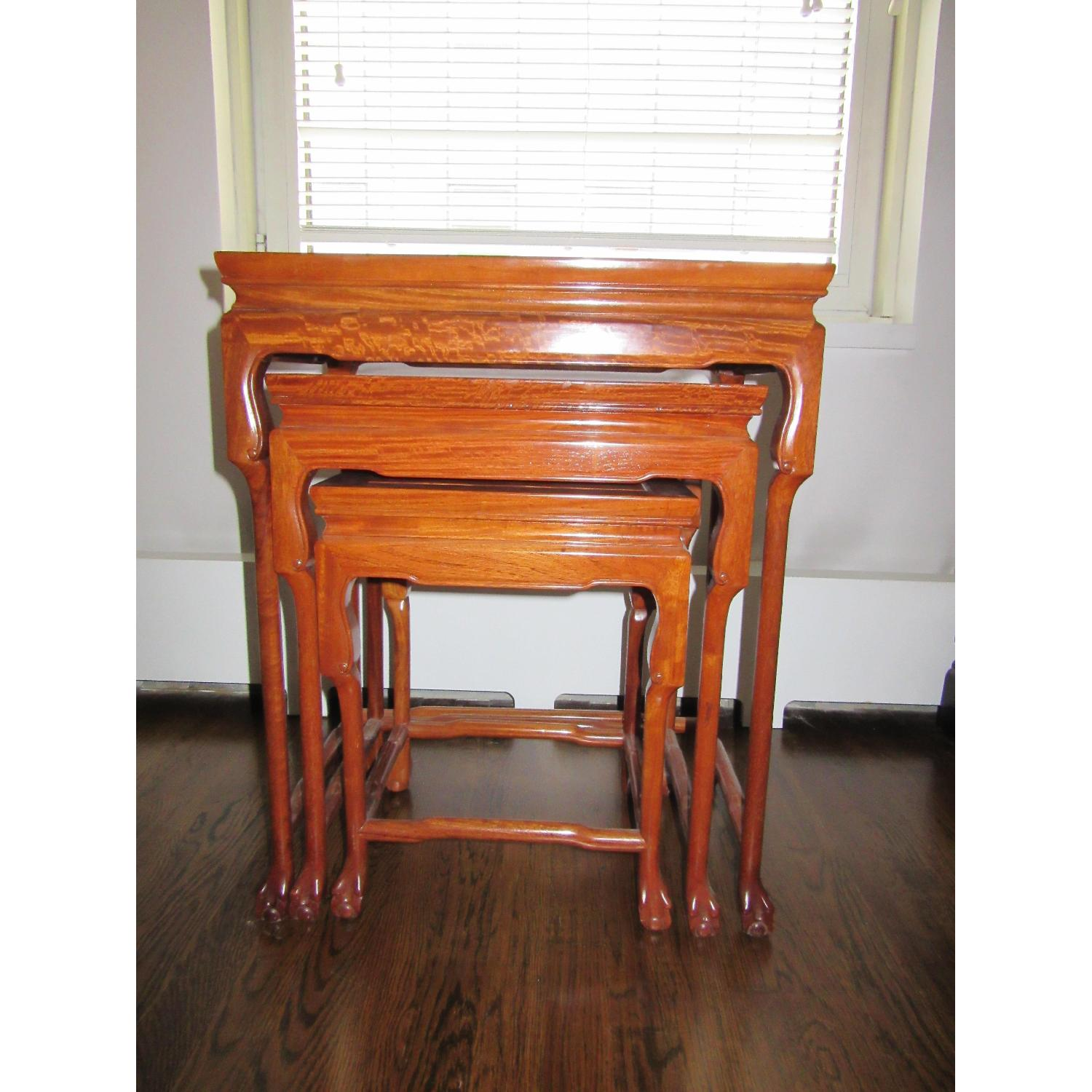 Stacking Side Tables - Set of 3 - image-1