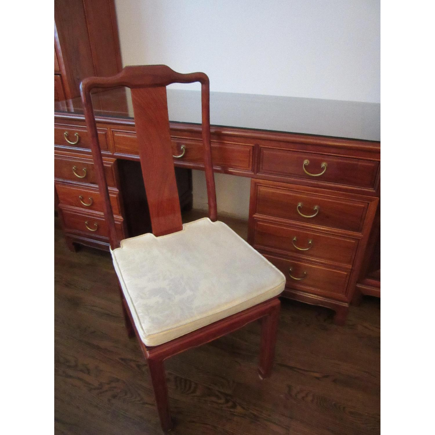 Hand Crafted Desk w/ Desk Chair - image-7