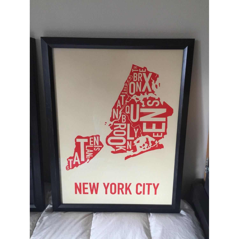 Brooklyn in Type - Pair - image-3
