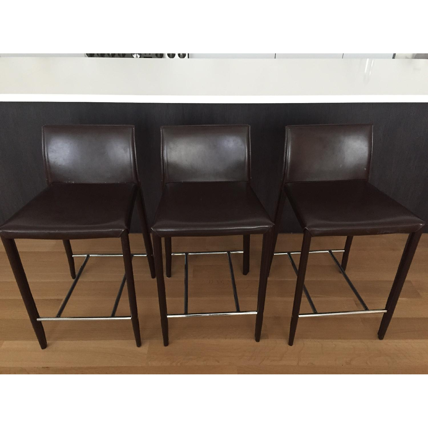 Room & Board Enzo Counter Stool - Set of 3 - image-3