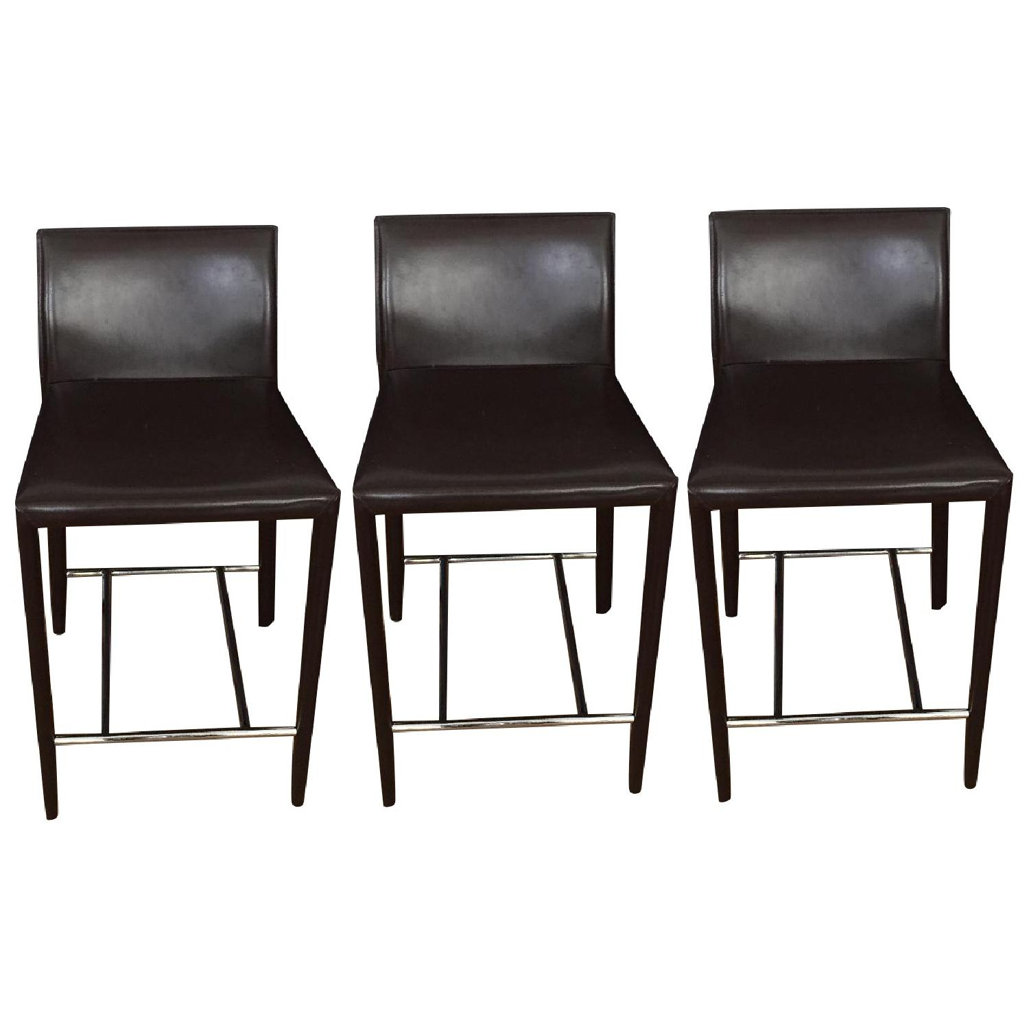 Room & Board Enzo Counter Stool - Set of 3 - image-0
