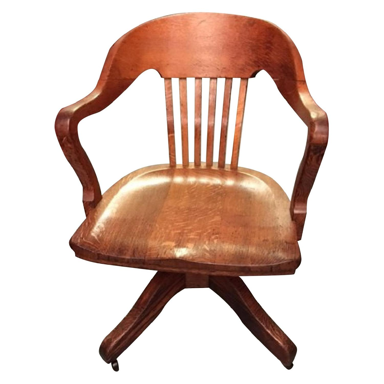 Bankers Chair - image-0