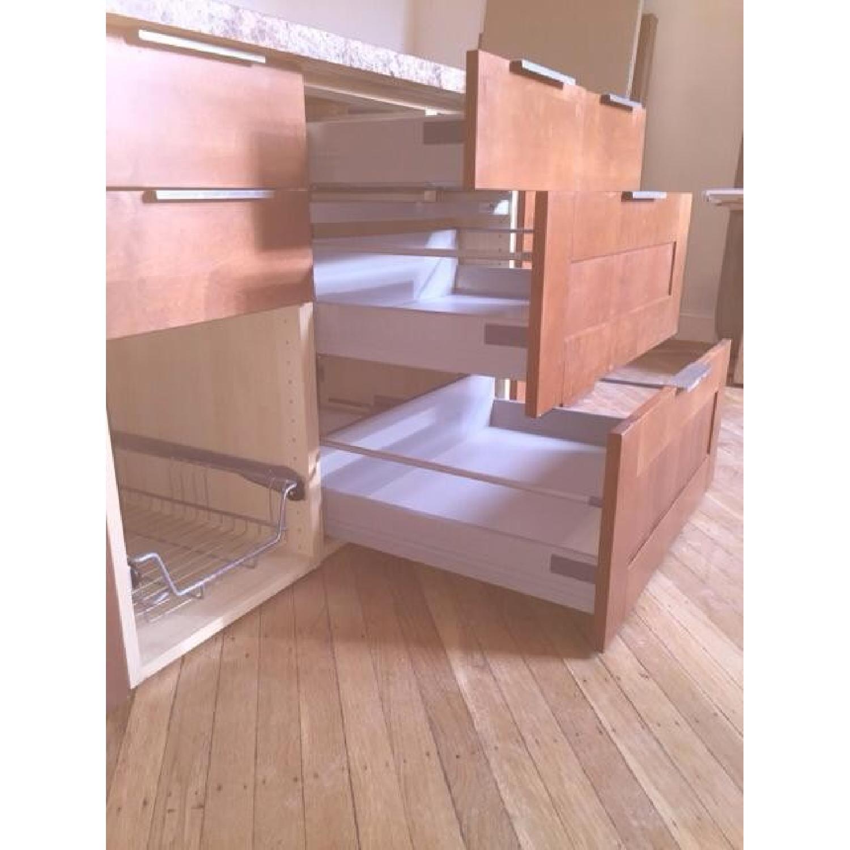 Ikea Adel Kitchen Island - image-5