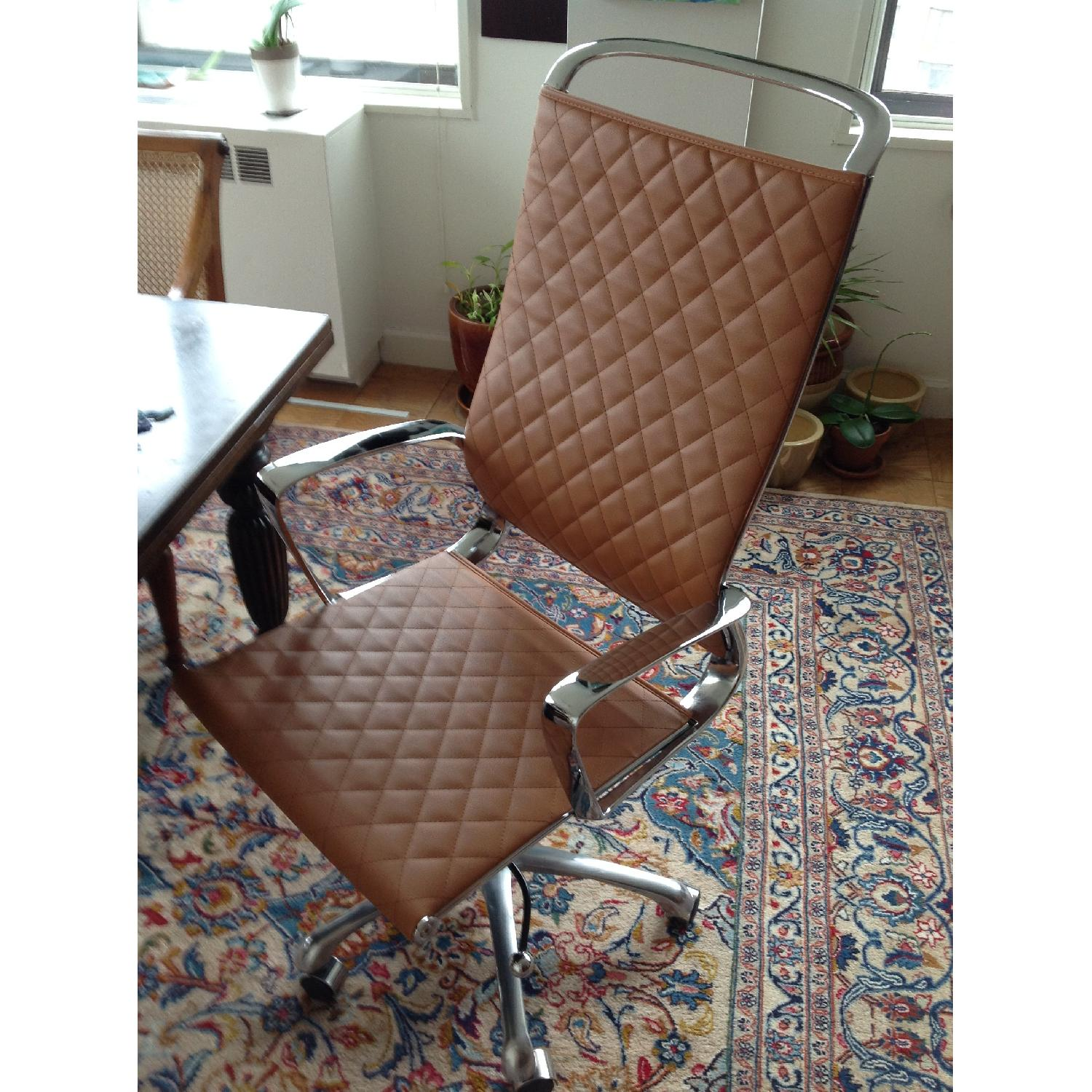 LexMod Vibe Leather Office Chair - image-2
