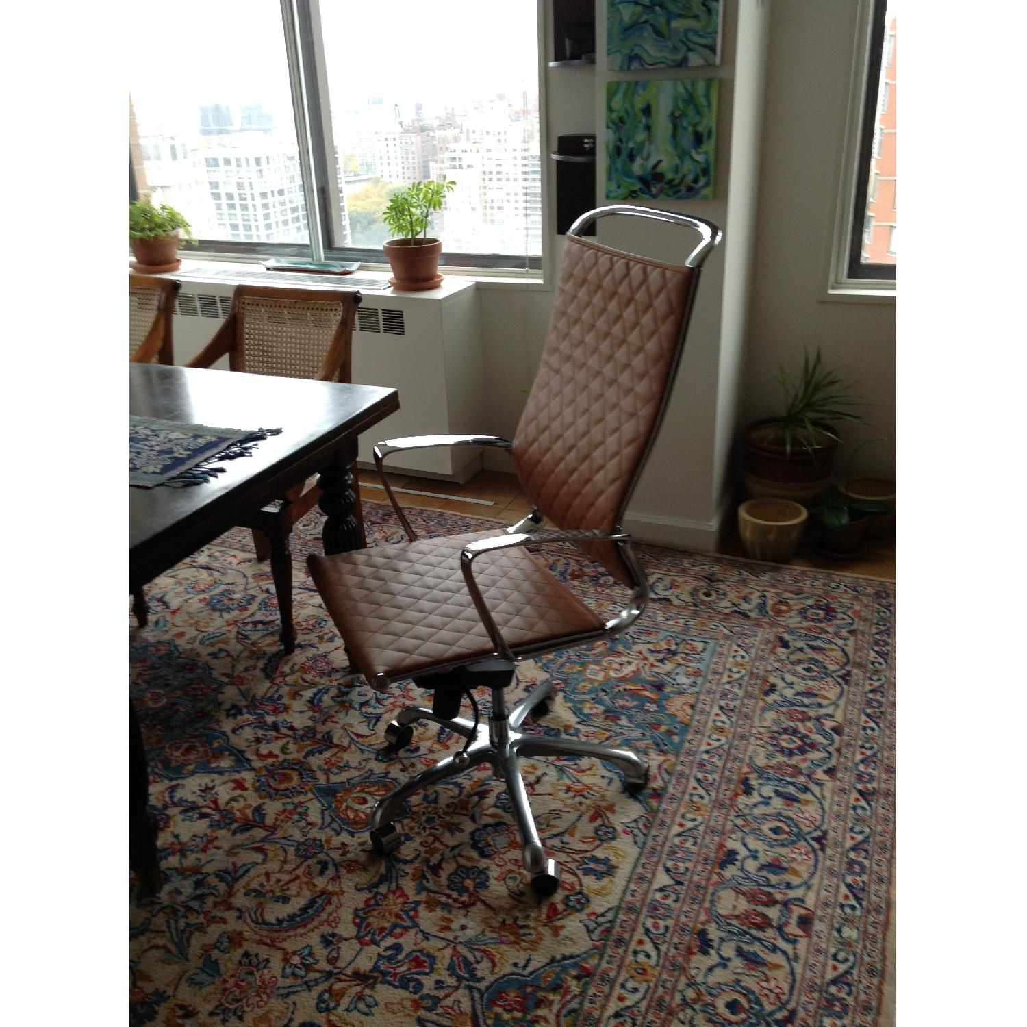 LexMod Vibe Leather Office Chair - image-3