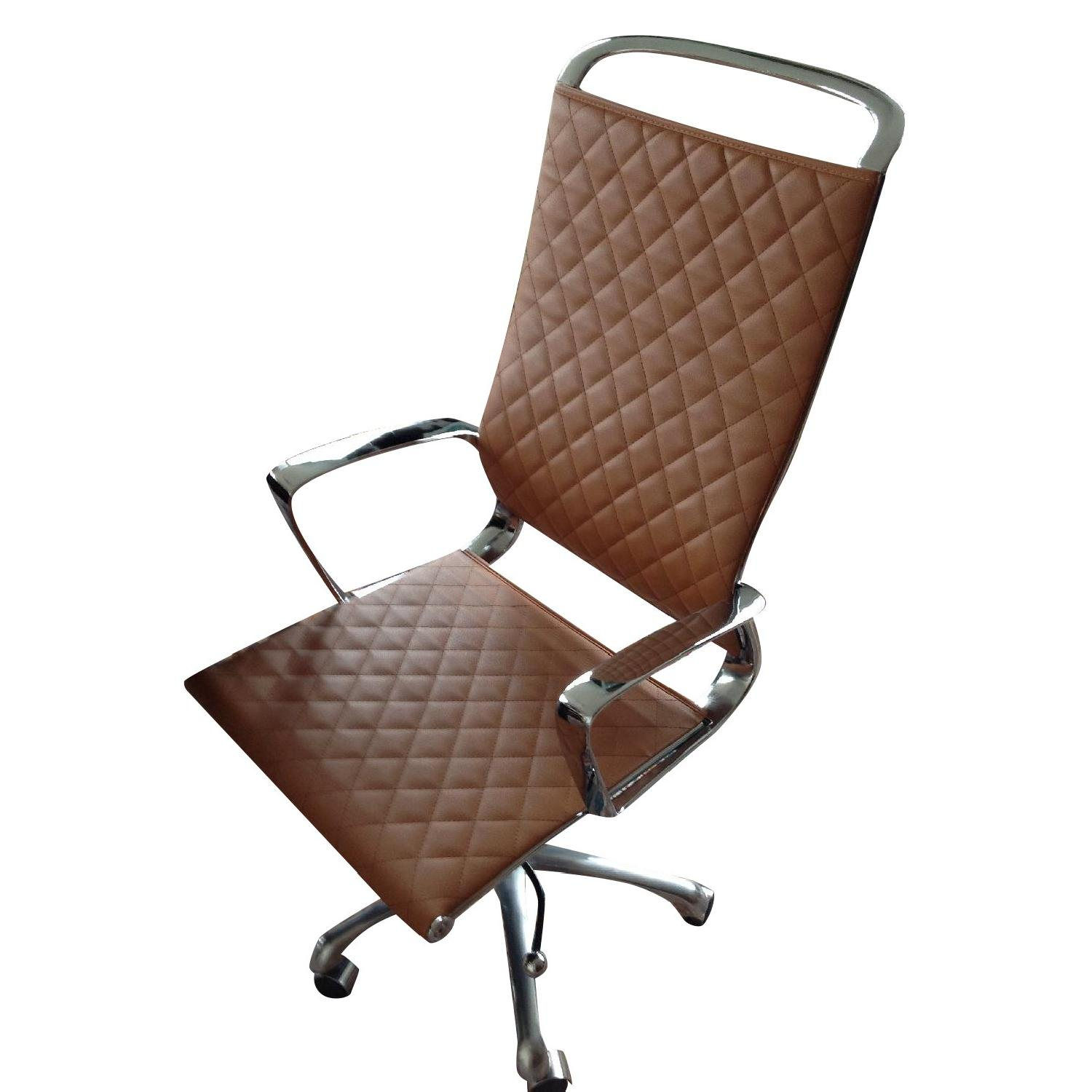 LexMod Vibe Leather Office Chair - image-0