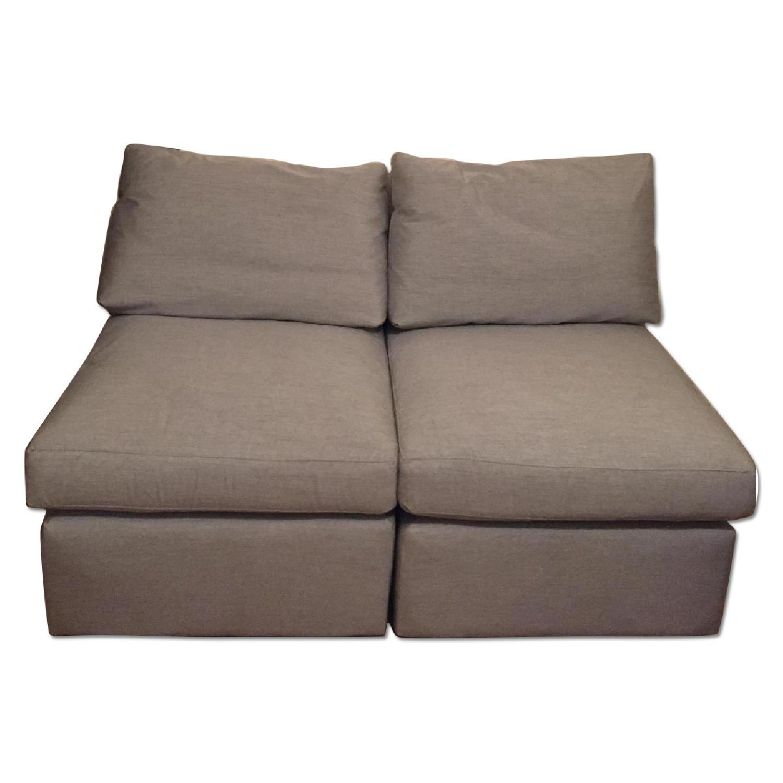 ABC Carpet & Home Modular Sofa/Chairs - image-0