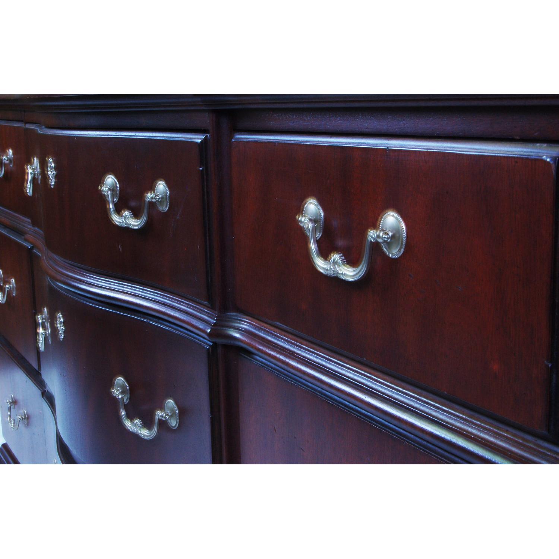 Thomasville Cherry Tone Dressers - Pair - image-3