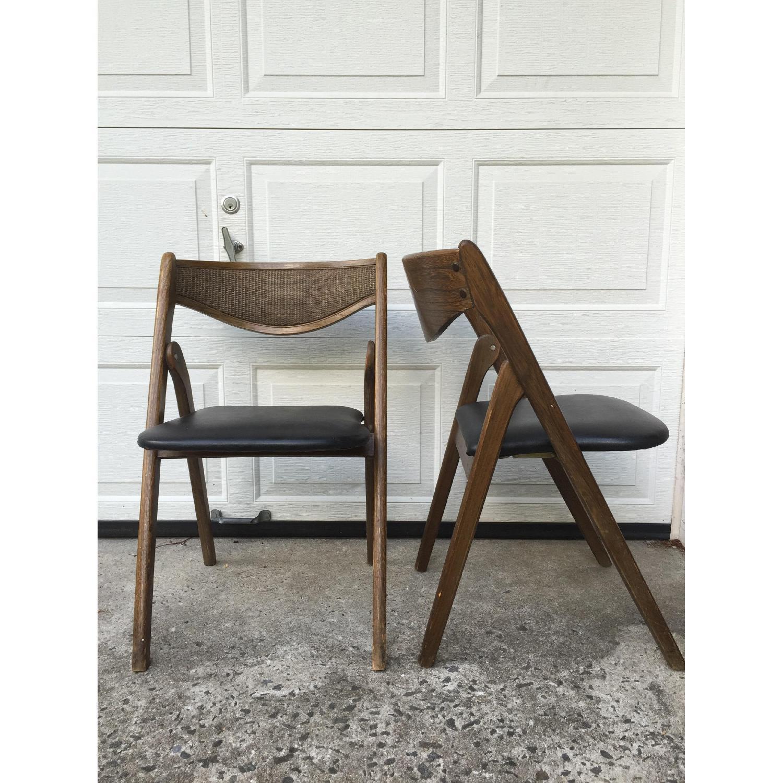 Coronet Wonderfold Chairs - Set of 4 - image-4