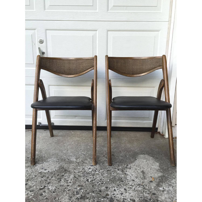 Coronet Wonderfold Chairs - Set of 4 - image-5