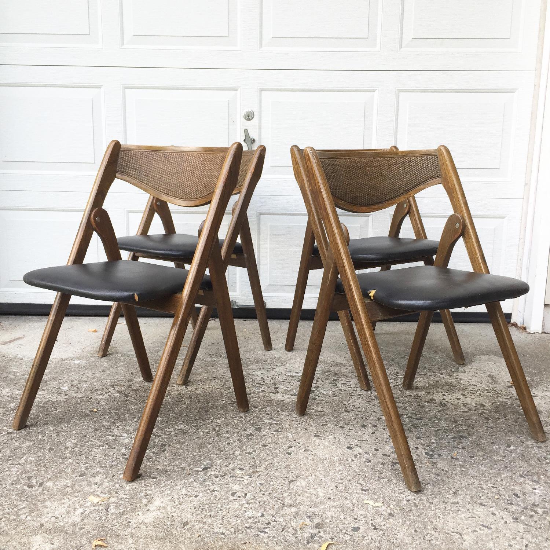 Coronet Wonderfold Chairs - Set of 4 - image-13