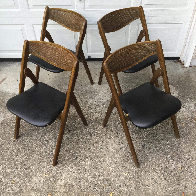 Coronet Wonderfold Chairs - Set of 4 - image-14