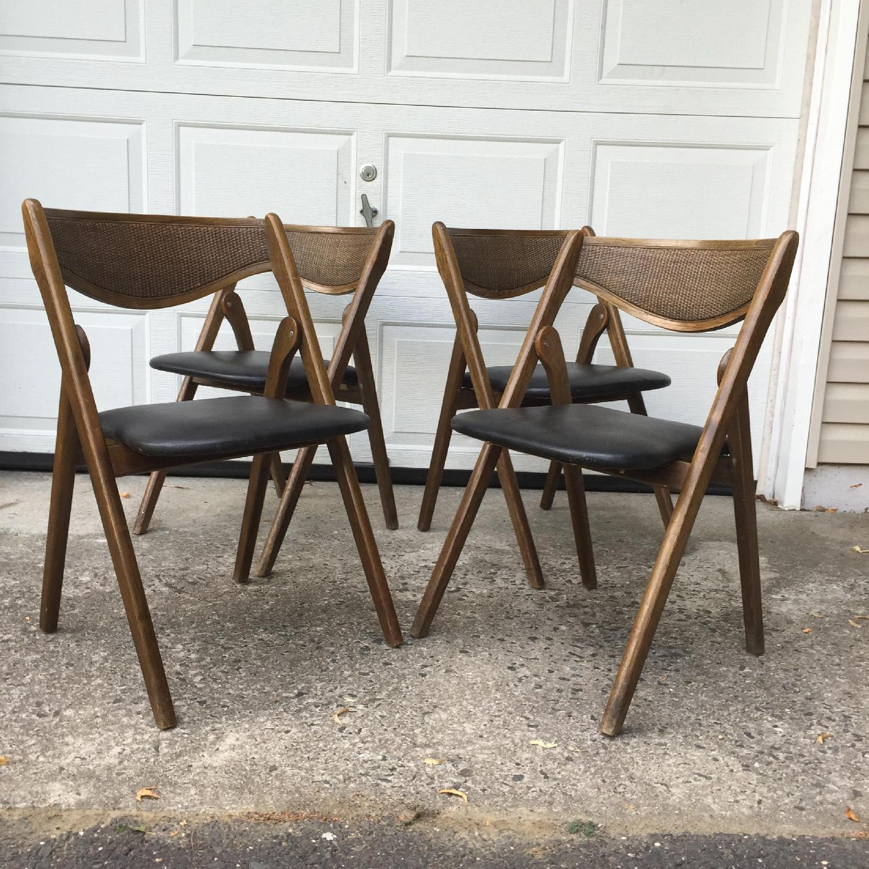 Coronet Wonderfold Chairs - Set of 4 - image-15