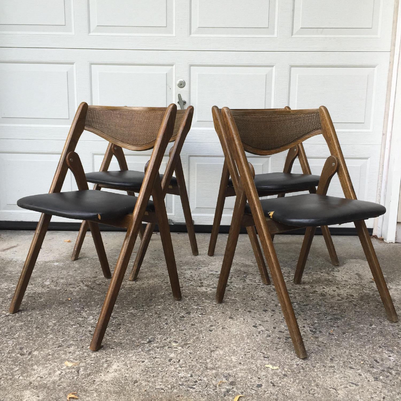 Coronet Wonderfold Chairs - Set of 4 - image-16