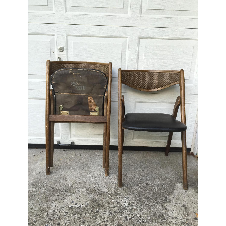 Coronet Wonderfold Chairs - Set of 4 - image-17