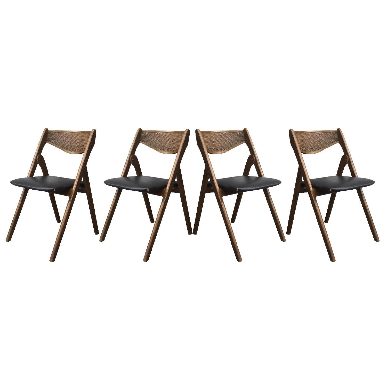Coronet Wonderfold Chairs - Set of 4 - image-0