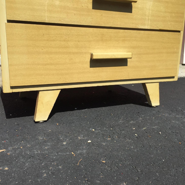 Child Craft Mid Century Modern Children's High Boy Dresser - image-2