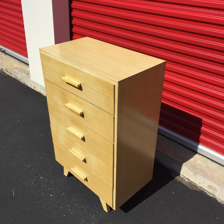 Child Craft Mid Century Modern Children's High Boy Dresser - image-6