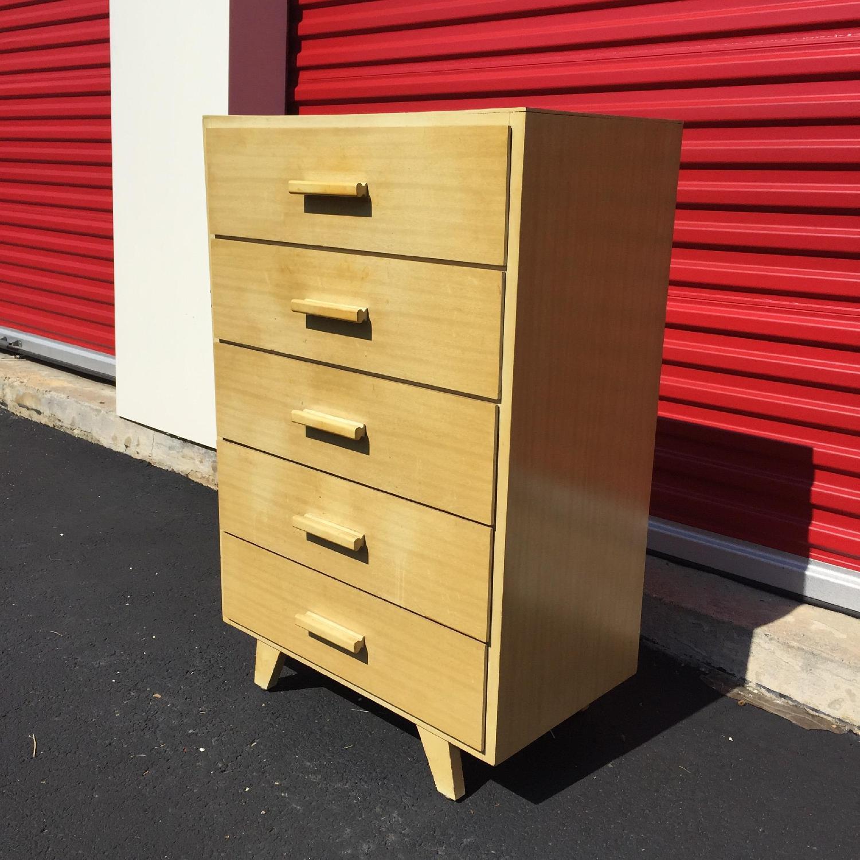 Child Craft Mid Century Modern Children's High Boy Dresser - image-7