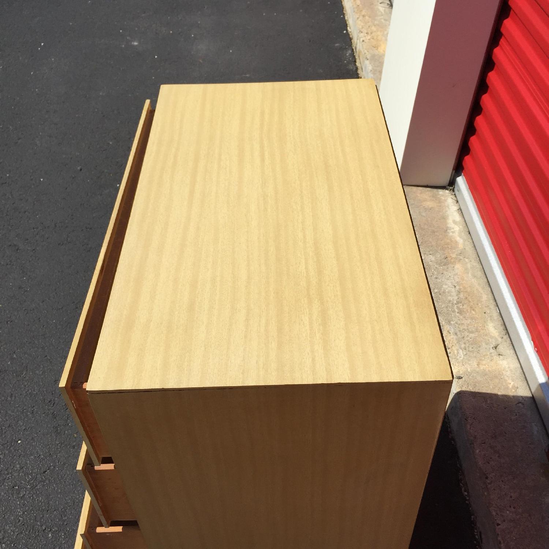 Child Craft Mid Century Modern Children's High Boy Dresser - image-12