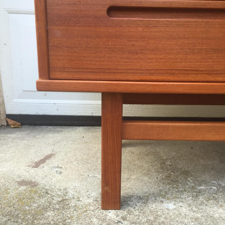 HJN Mobler/Nils Johnsson Danish Modern Six Drawer Dresser - image-3