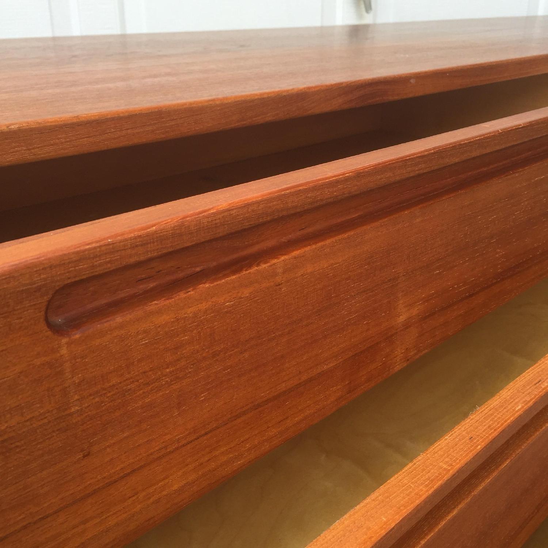 HJN Mobler/Nils Johnsson Danish Modern Six Drawer Dresser - image-8