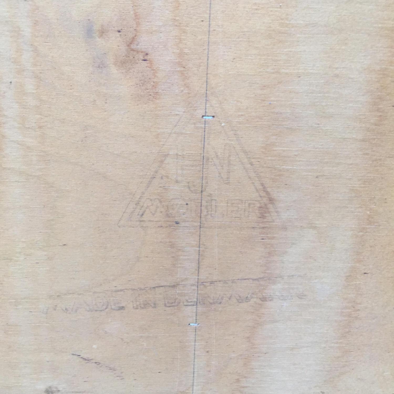 HJN Mobler/Nils Johnsson Danish Modern Six Drawer Dresser - image-16