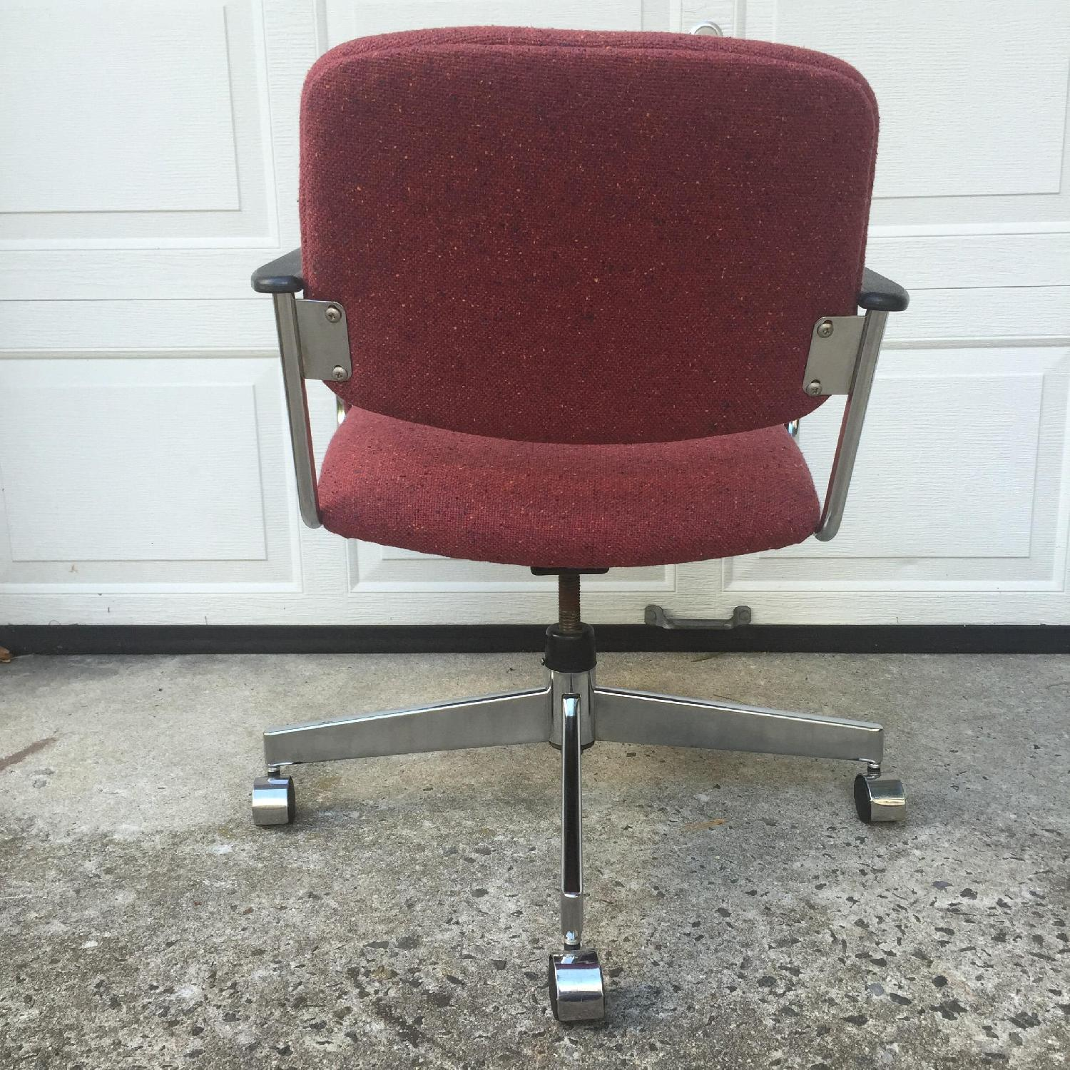 HON Vintage Wheeled Office Chair - image-2