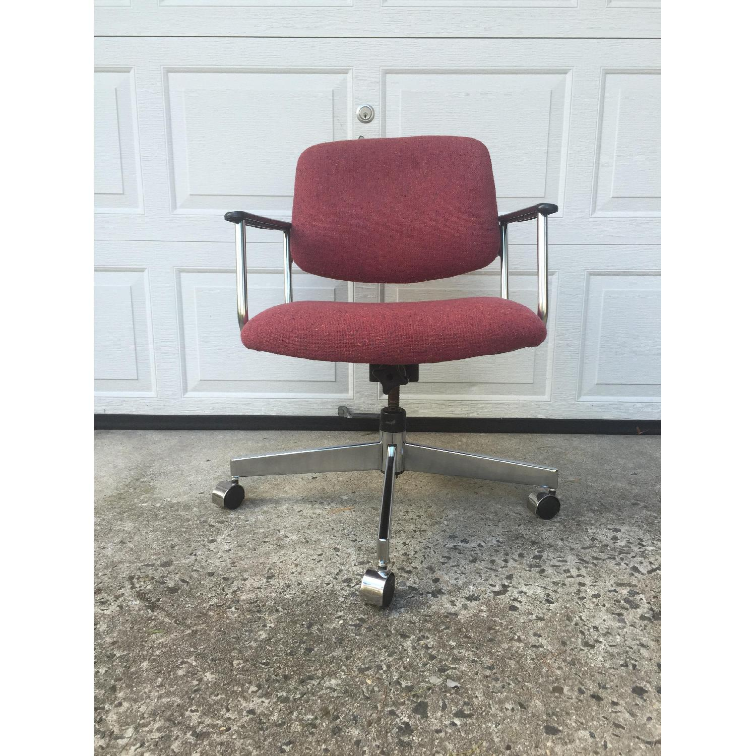 HON Vintage Wheeled Office Chair - image-3