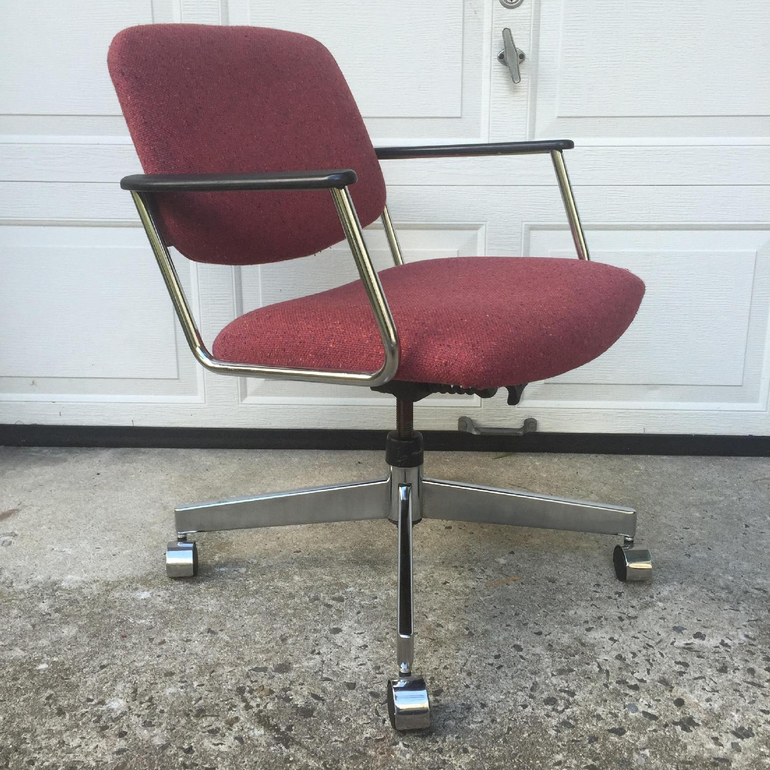 HON Vintage Wheeled Office Chair - image-5