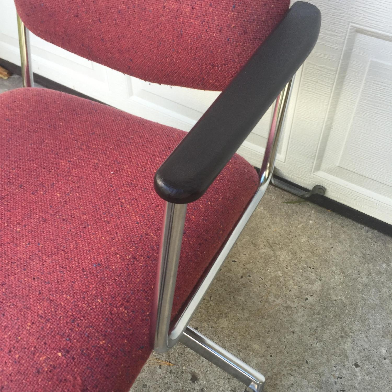 HON Vintage Wheeled Office Chair - image-8