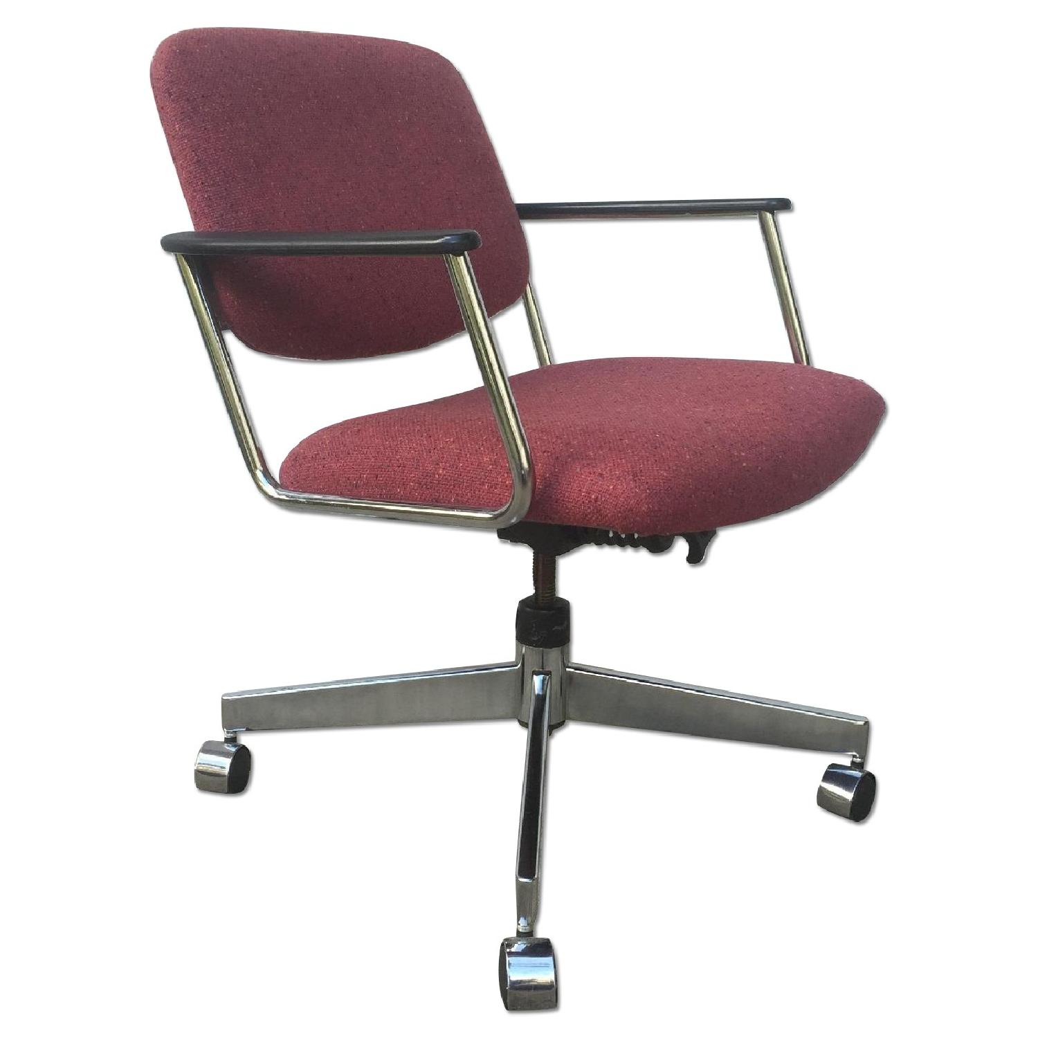 HON Vintage Wheeled Office Chair - image-0