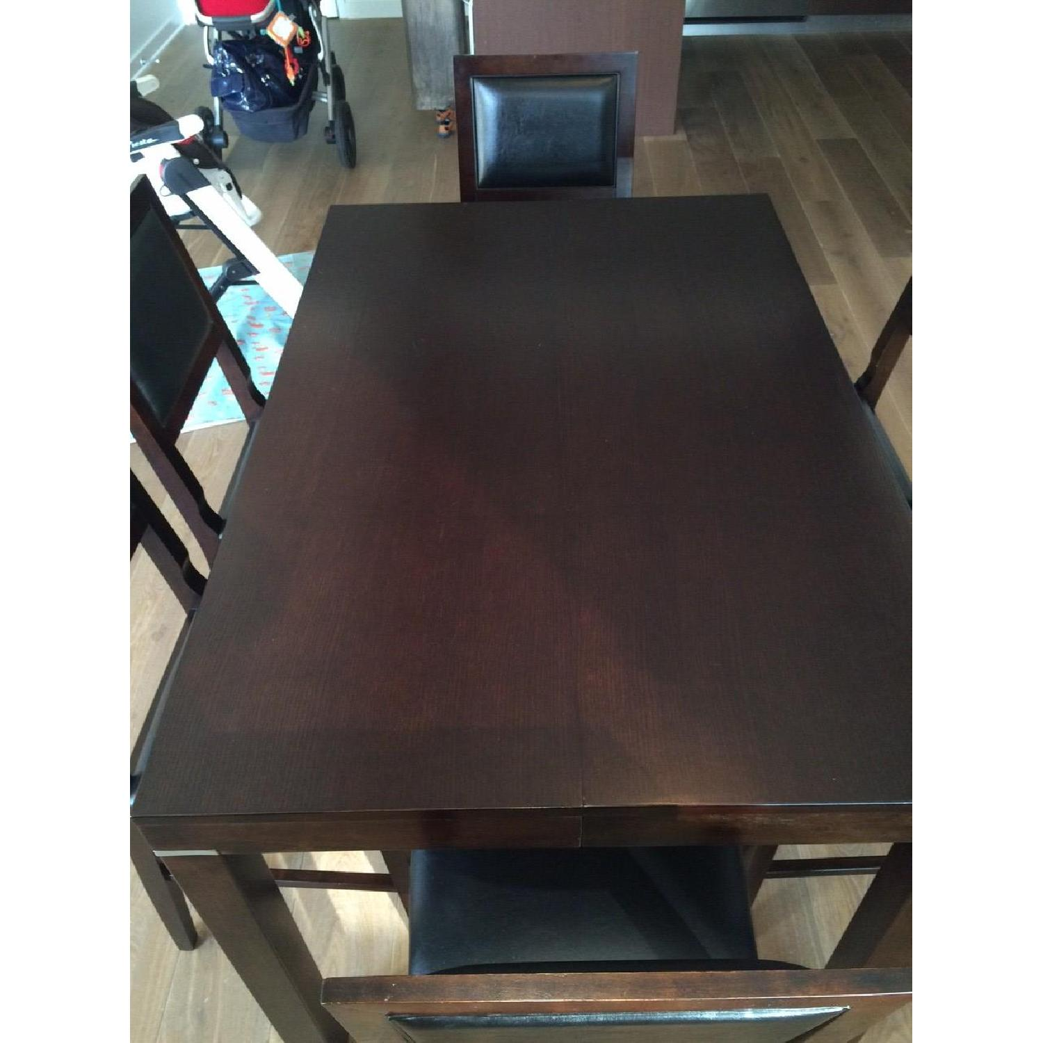 Fortunoff Dining Table w/ 8 Chairs - image-2